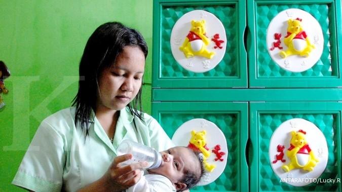 Cara menggendong bayi yang paling baik bagi Bunda