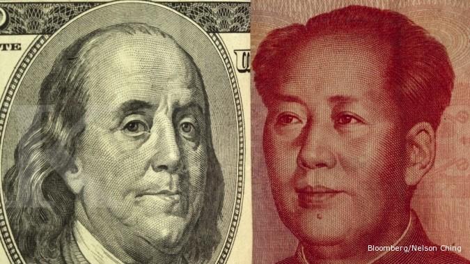 Perang mata uang sedang berlangsung di negara maju