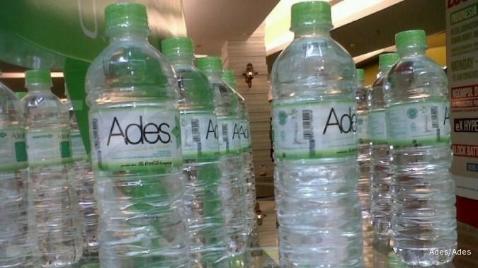Ades kampanyekan pelestarian air dan lingkungan melalui Sobat Air Ades
