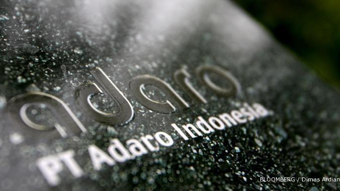 Saham ADRO diburu atas rencana pembagian dividen