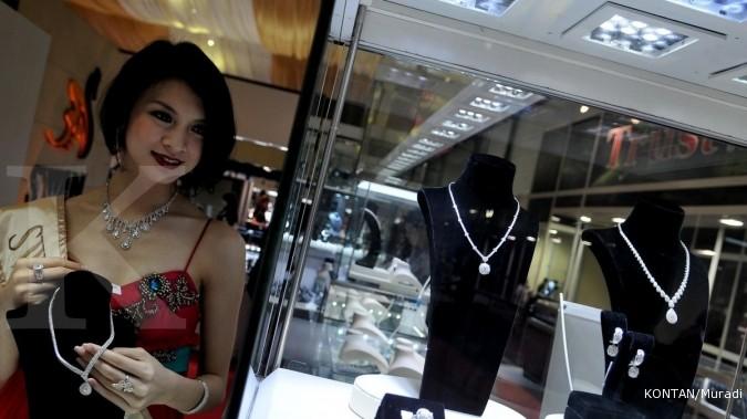 119 toko perhiasan kilaukan pameran JIJF 2017
