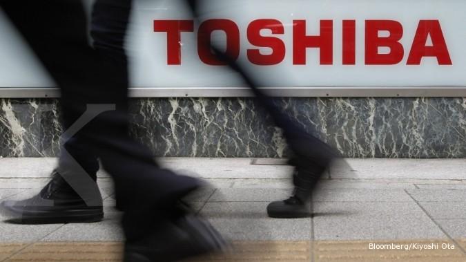 Toshiba perkenalkan produk mesin cuci baru
