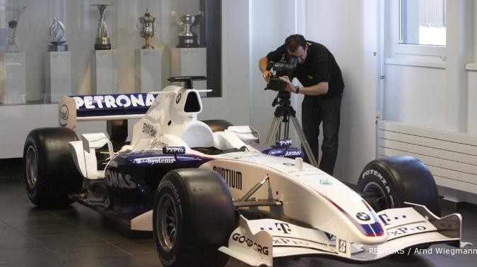 Formula 1 segera melantai di bursa efek Singapura