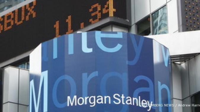 Morgan Stanley sesuaikan transaksi saham Facebook