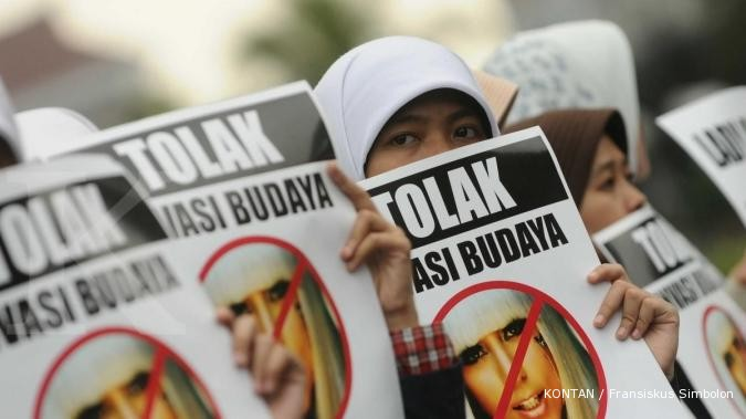Minister of religion : Lady Gaga concert canceled FPI is not victory