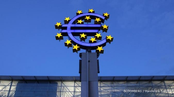 ECB tolak proposal rekapitalisasi bank Spanyol