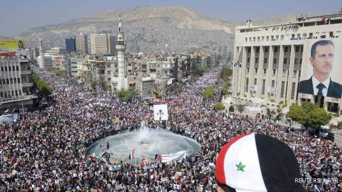 Indonesia kembali mengirimkan duta besar ke Suriah