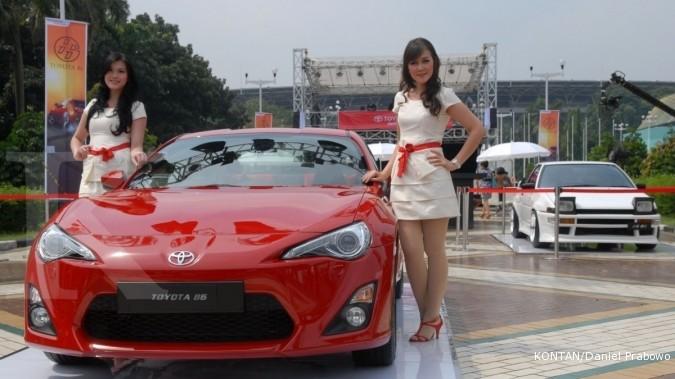 Toyota kembali juara 1 produsen mobil