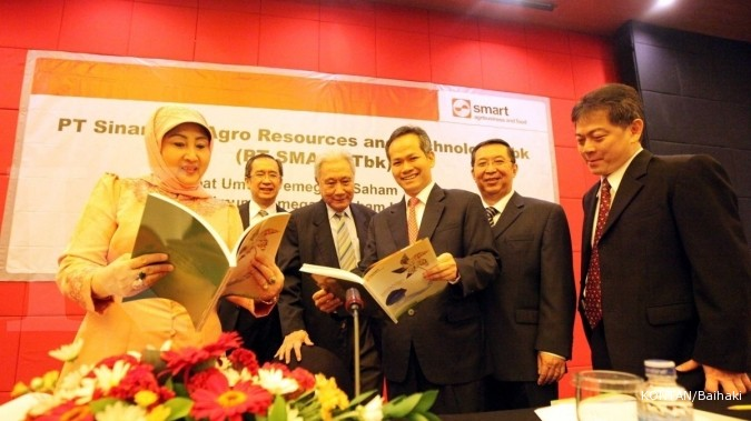 SMAR PT Sinar Mas Agro Resources and Technology (SMAR) tunjuk direktur baru