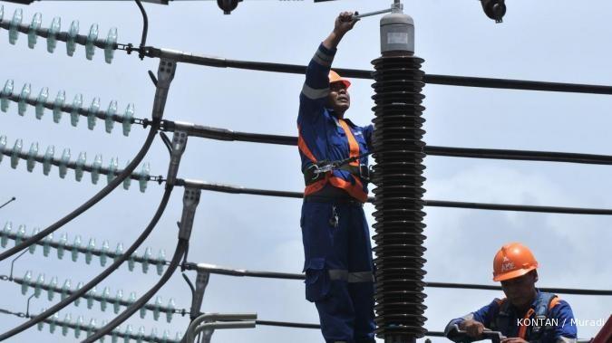 Pemerintah usul tarif dasar listrik 2013 naik 10%