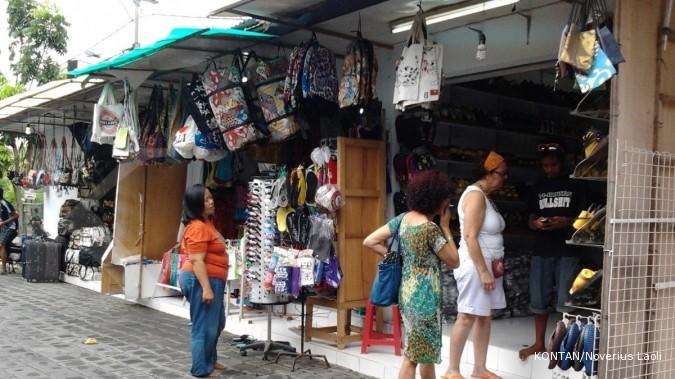 Kunjungan turis ke Indonesia naik 4,9%