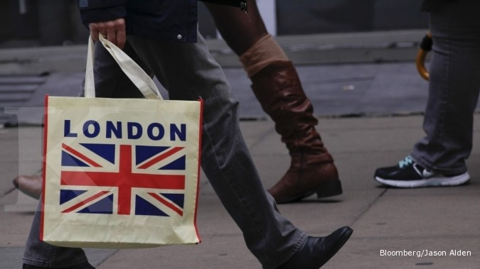 Miliuner London susut