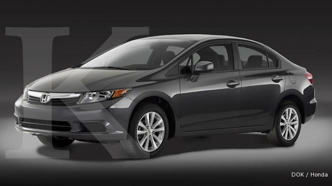 Baru meluncur, All New Honda Civic inden 200 unit