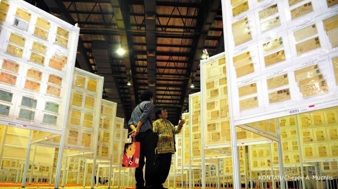 60 Negara ikuti pameran filateli Bandung