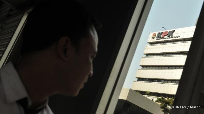 Komisi III DPR: KPK jangan memaksa bangun gedung