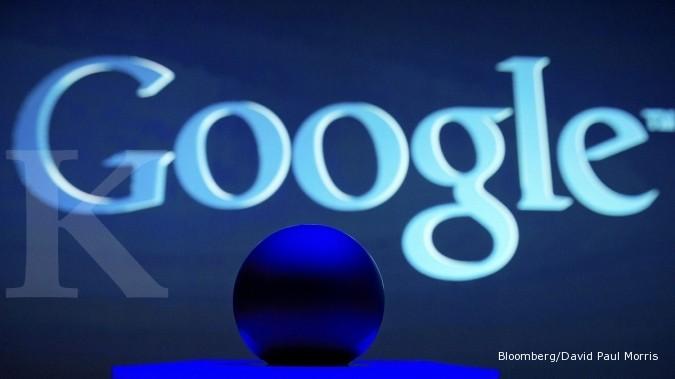 Laba Google cuma naik 5%