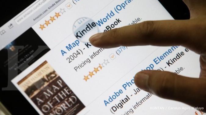 Berbagai pilihan alat baca digital