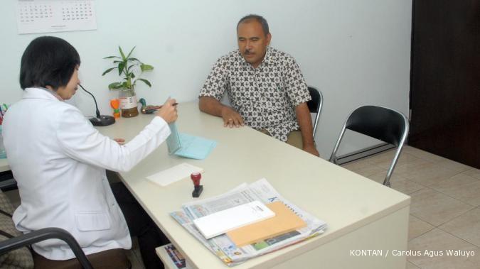 Jakarta. mulai 2014, program jaminan kesehatan bagi seluruh pekerja