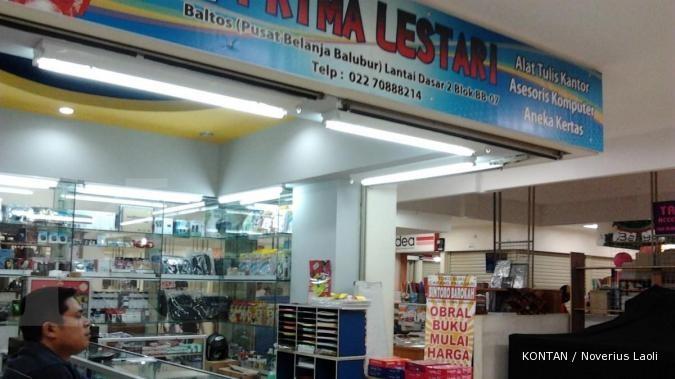 Sentra ATK Pasar Pagi: Tempat favorit belanja ATK