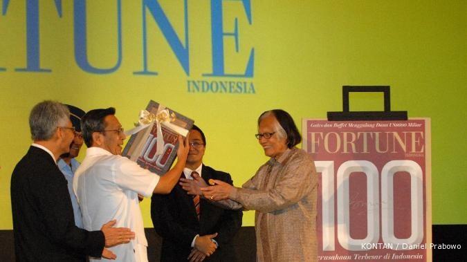 Inilah 100 perusahaan terbaik Fortune Indonesia