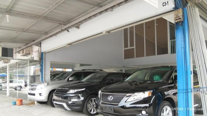 Bursa Otomotif Sunter: Tempat baru beli mobil (1)