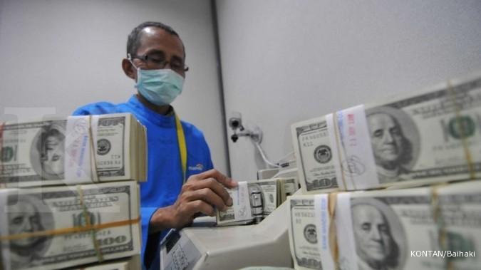 Pertumbuhan utang luar negeri Indonesia melambat