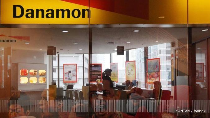 Setelah Bank Mandiri dan BCA, kini giliran Danamon