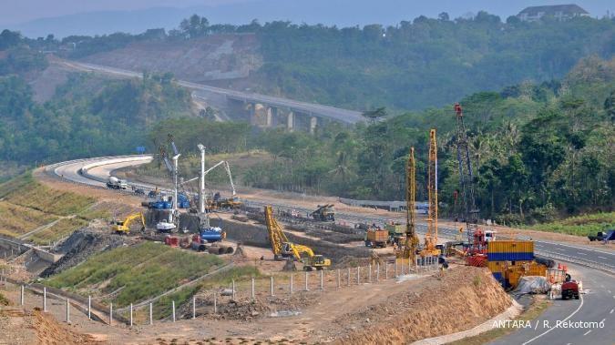 Tol Solo-Kertosono mulai konstruksi
