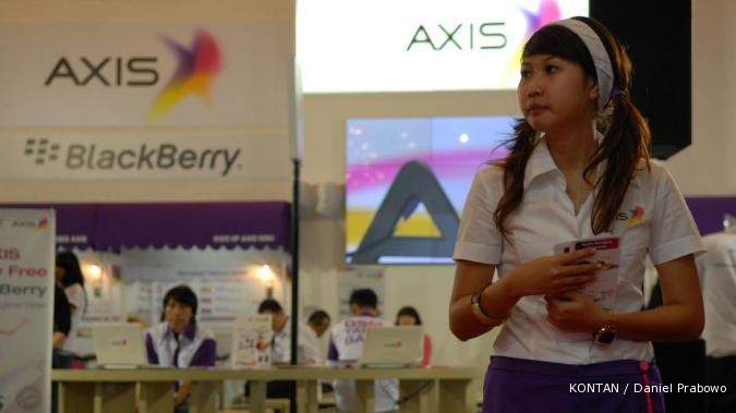XL dan Axis stop kerjasama roaming