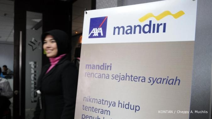 Axa Mandiri Syariah surplus underwriting Rp 3 M