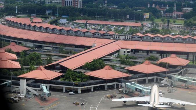 2014 Bandara Soekarno-Hatta menjadi aetropolis