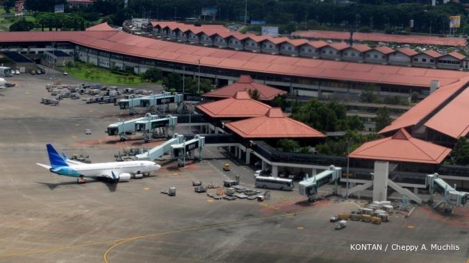 Ini dia 5 grand design bandara Soekarno Hatta