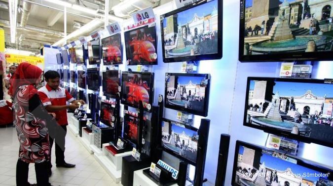 TV LED bakal merajai pasar tahun 2013