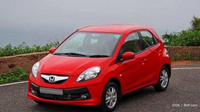 Puluhan Honda Brio Sudah Dipesan Warga Lampung