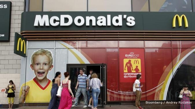 McDonald ekspansi besar-besaran di Filipina