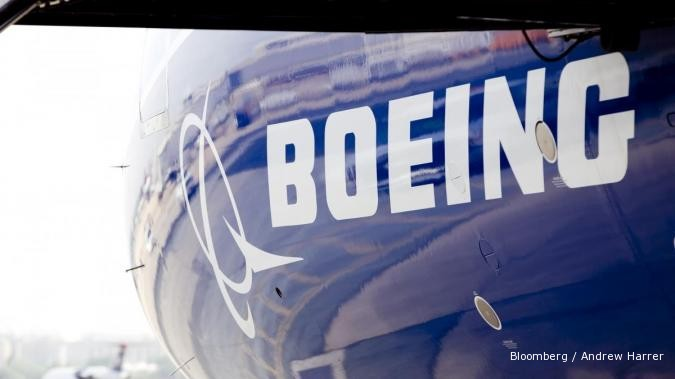 Sky Aviation resmi gunakan Boeing 737-300