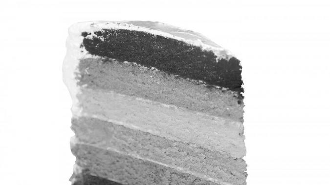 Jelang Lebaran, permintaan rainbow cake melonjak