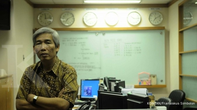 Sepekan, Lo Kheng Hong cuan Rp 45 miliar dari PTRO