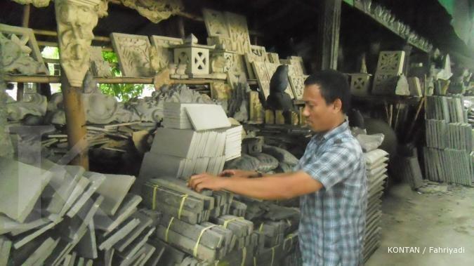 Sentra Batu Alam: Banyak order dari kontraktor (2)