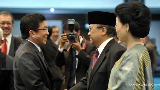 Bapepam-LK resmi beralih tangan ke OJK