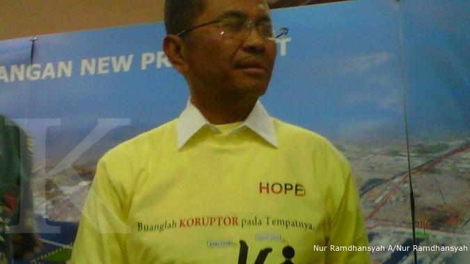 Dahlan pilih Saiful Hadi sebagai dirut LKBN Antara