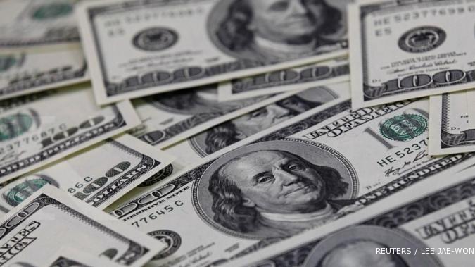 Dollar palsu gentayangan di penjual kaki lima