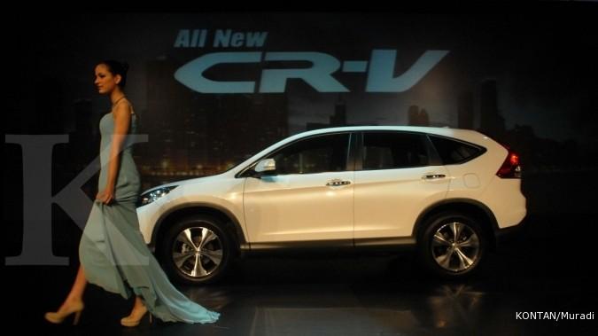 Semester II, Honda All New CR-V meluncur