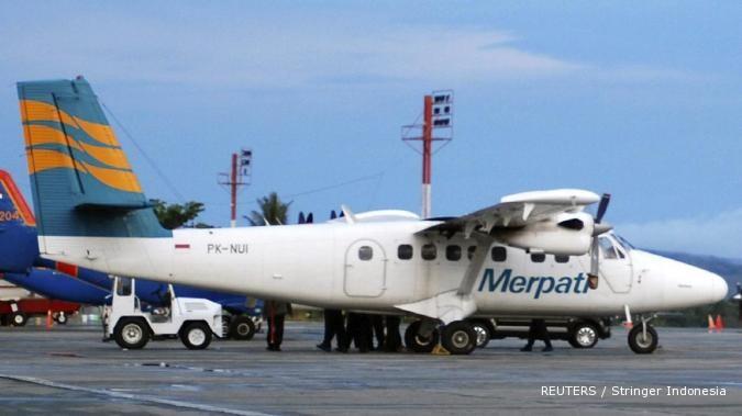 Garap bisnis kargo Merpati gandeng Pos Indonesia
