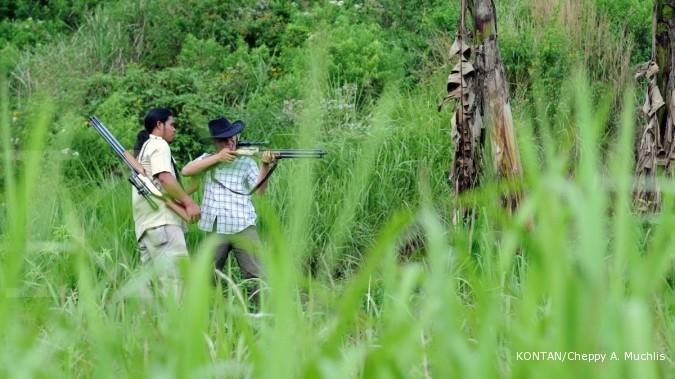 bisnis wisata berburu pun jadi buruan rh peluangusaha kontan co id game berburu hewan liar di hutan
