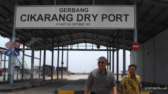 Cikarang Dry Port akan buka 5 pelabuhan baru
