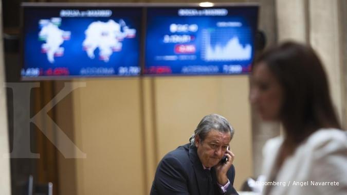Spanyol hadapi kredit macet terburuk sejak 1962