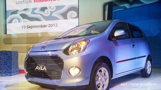 Mobil murah Toyota Agya hadir, ini detailnya
