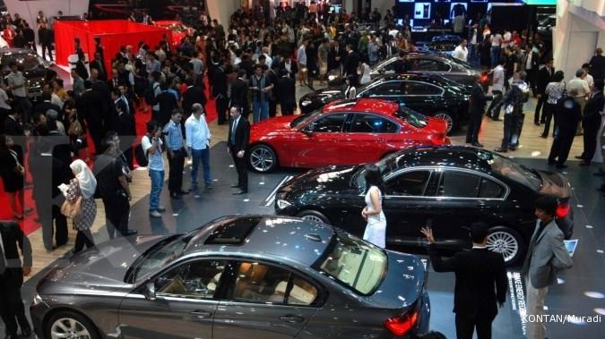 Penjualan mobil capai 1,1 juta unit di 2012