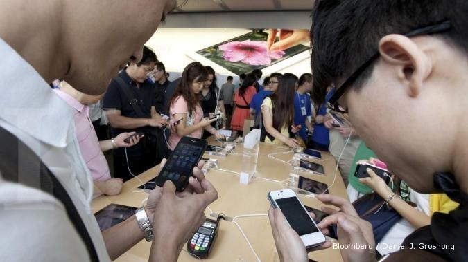 Penjualan iPhone 5 diramalkan pecahkan rekor